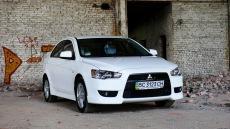 Mitsubishi LancerX