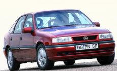 Сервис Opel Vectra