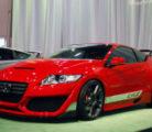Honda CRZ на выставке SEMA