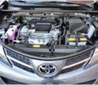 Как открывается капот Toyota