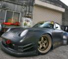Porsche 911 Carrera 2: бюргер в кимоно