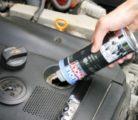 Промывка двигателя в домашних условиях