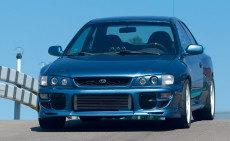 Subaru Impreza: вариации на тему