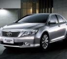 Причины популярности Toyota Camry V50 и её конкуренты