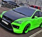 Тюнинг Ford Focus. Турбодоработка