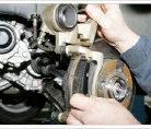 Обслуживание тормозной системы автомобиля
