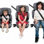 Правильно выбираем детское автокресло