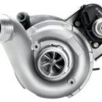 Двигатели с турбокомпрессором