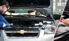 Диагностика отдельных узлов Chevrolet