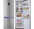 Технические характеристики двухкамерных холодильников