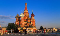 Getting into Moscow