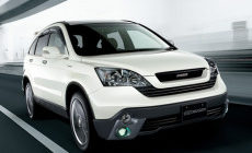 Горы зовут! Тест-драйв Honda CR-V Mugen