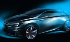 Концептуальные разработки Subaru