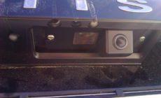 Камеры заднего вида для автомобилей Mitsubishi