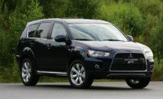 Кто вы, Mitsubishi Outlander XL 2WD?