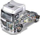 Магазин запчастей для грузовиков