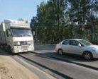 Уроки вождения: движение по колее