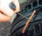 Заклеиваем бескамерную шину самостоятельно