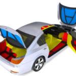 Как происходит шумоизоляция автомобиля?