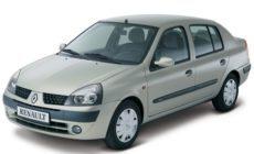Renault Symbol: символичное знакомство
