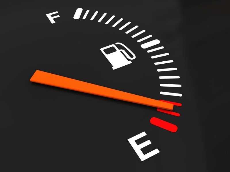 В разы поднялся расход бензина