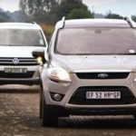Ford Kuga vs VW Tiguan