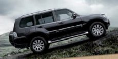 Сравнительный тест: Land Rover Discovery / Mitsubishi Pajero / Toyota Land Cruiser Prado