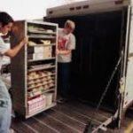 Перевозка кондитерских изделий с температурным режимом