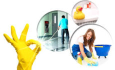 Виды и особенности клининговых услуг