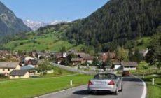В Австрии, если вы не платите штраф за водителя, вы можете попасть в тюрьму