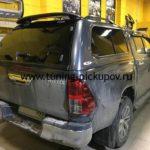 Кунги для Toyota Hilux 2015 от SJS, SMARTTOP, Toyota, АВС-ДИЗАЙН