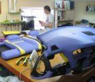 Услуги автоателье по восстановлению внешнего вида машины