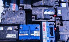 Виды автомобильных аккумуляторов